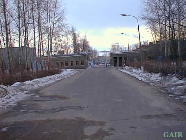 Подольский завод огнеупорных изделий